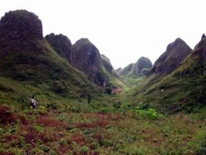 Trekking in Cebu